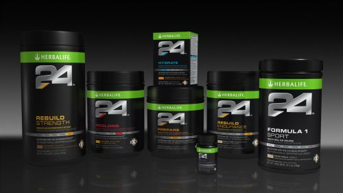 Herbalife 24 in the USA